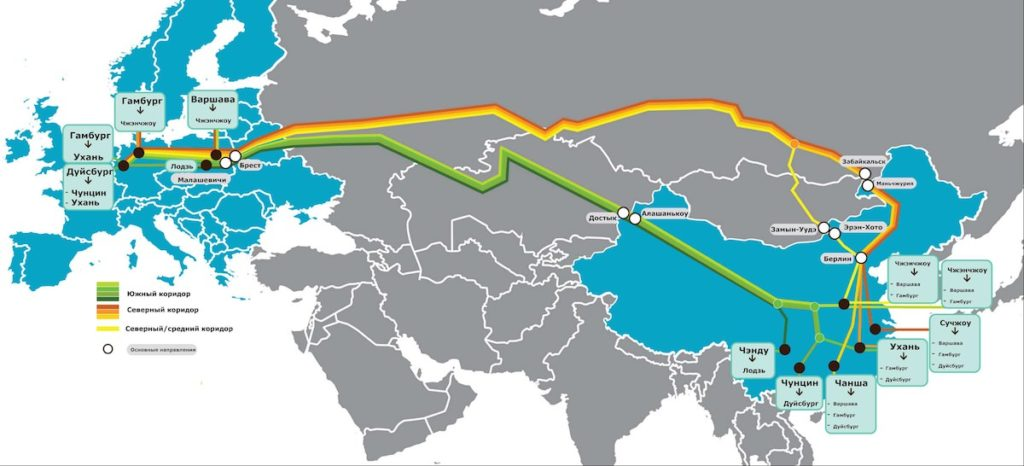 China Rail Coverage_